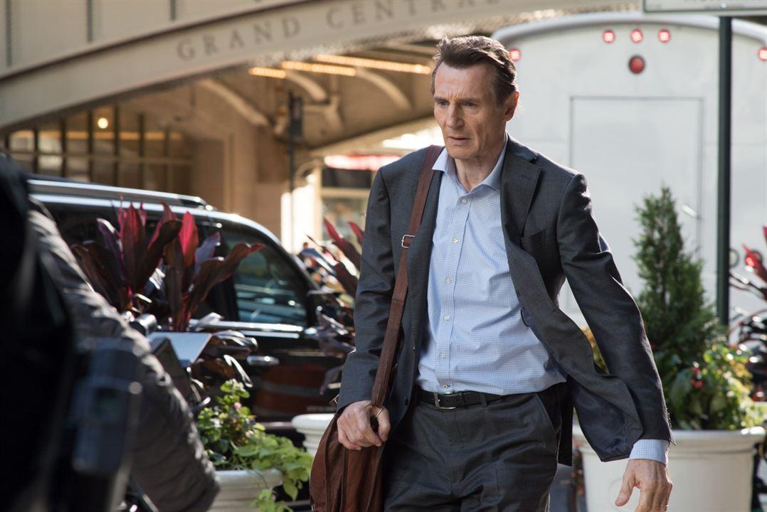 El pasajero : Foto Liam Neeson