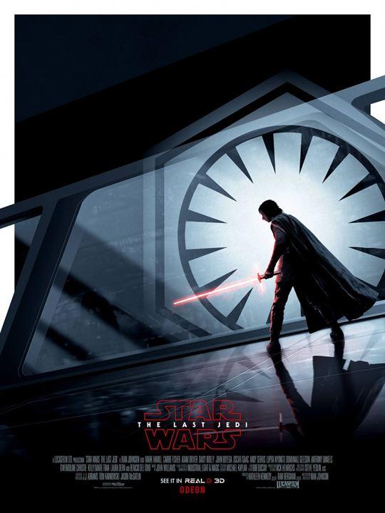 Star Wars: Los últimos Jedi : Cartel