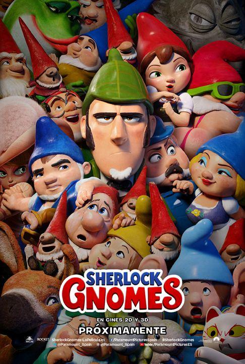 Sherlock Gnomes : Cartel
