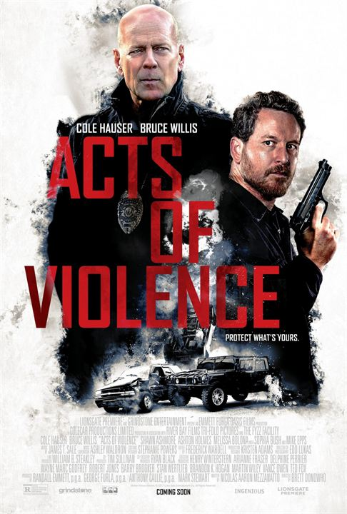 Acts Of Violence : Cartel
