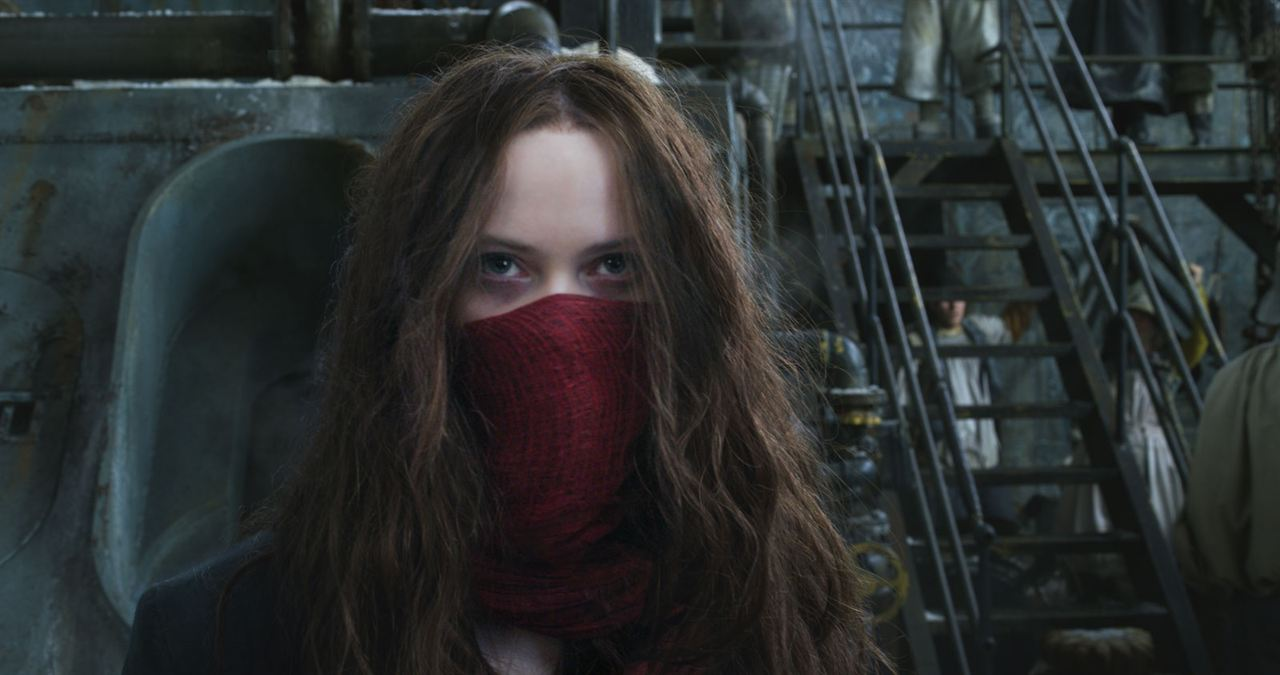 Mortal Engines : Foto Hera Hilmar