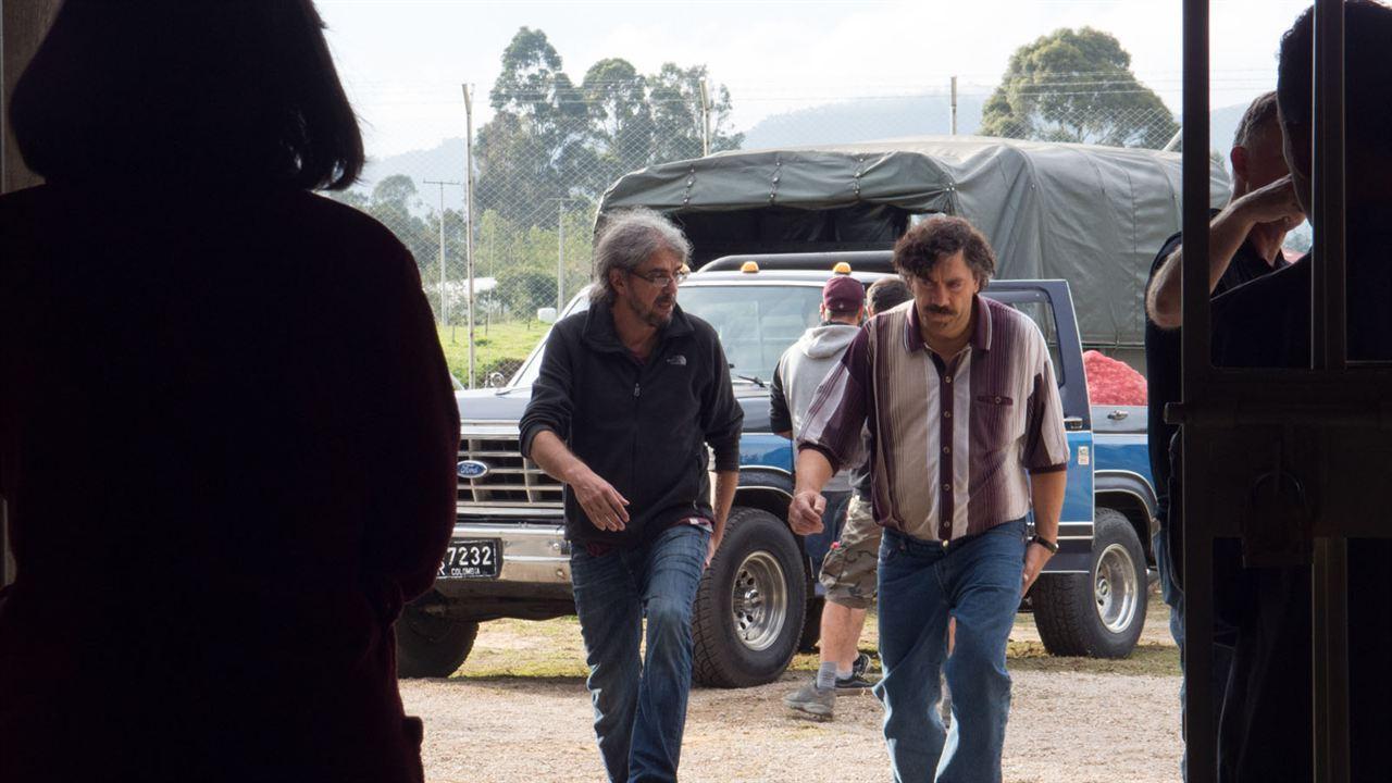 Loving Pablo : Foto Fernando León de Aranoa, Javier Bardem