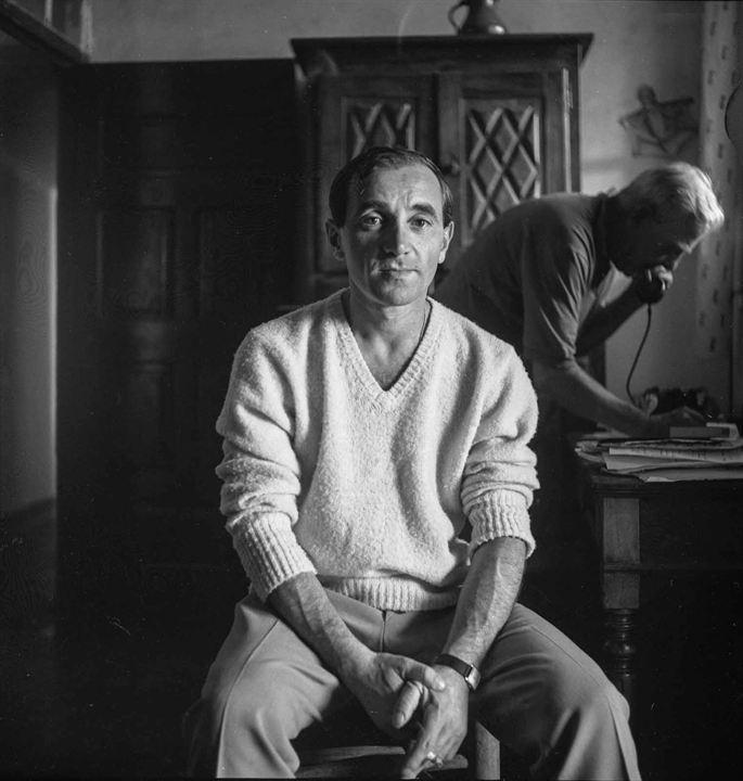 Foto Charles Aznavour, Jacques Prévert