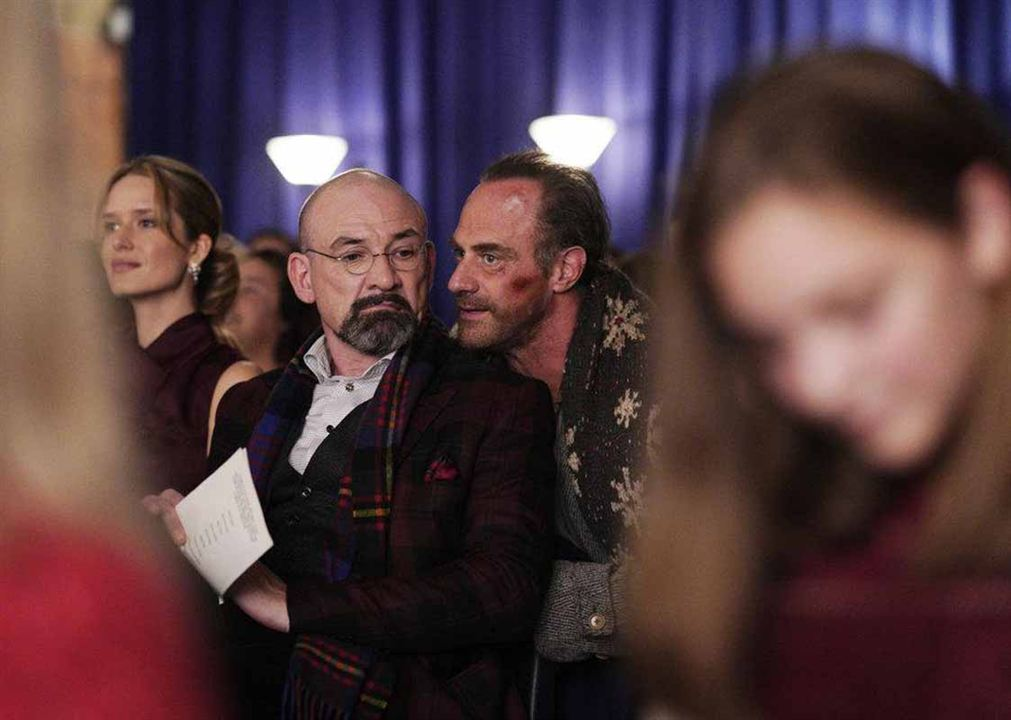 Foto Christopher Meloni, Ritchie Coster