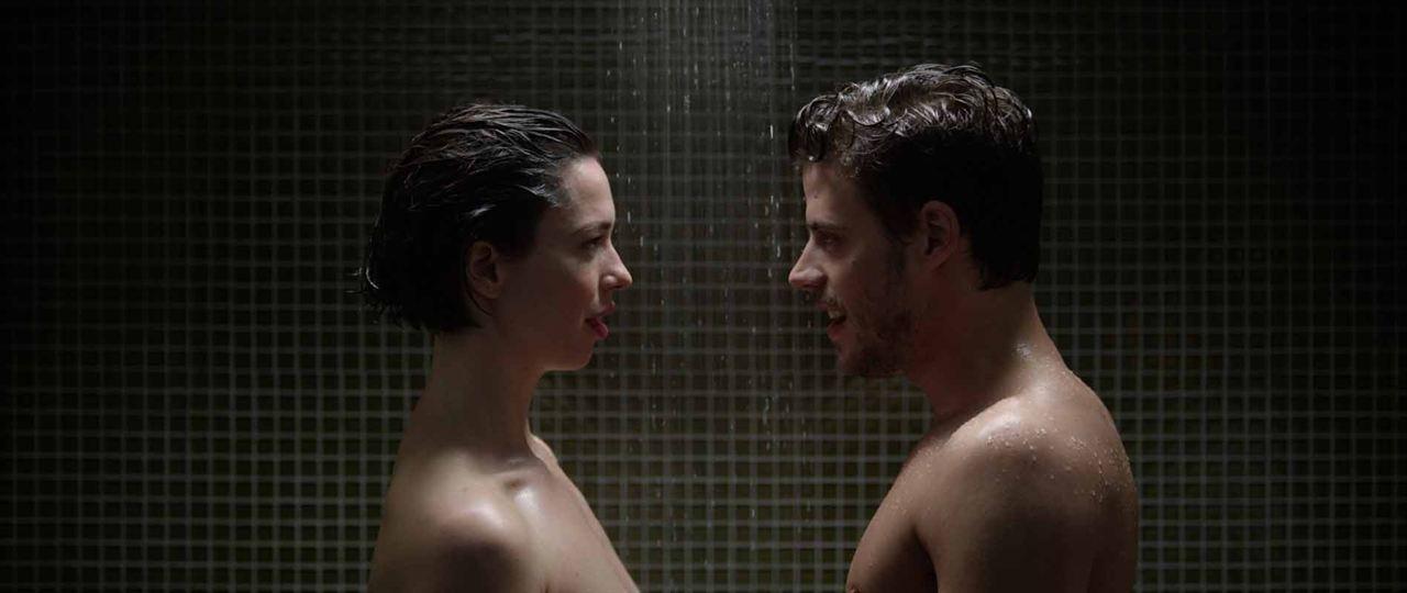 Una relación abierta : Foto Dan Stevens, Rebecca Hall