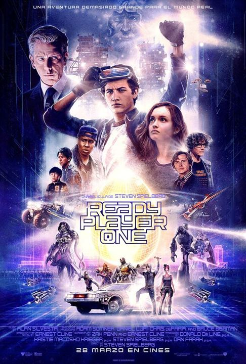 Ready Player One : Cartel