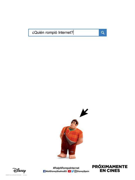 Ralph rompe Internet : Cartel