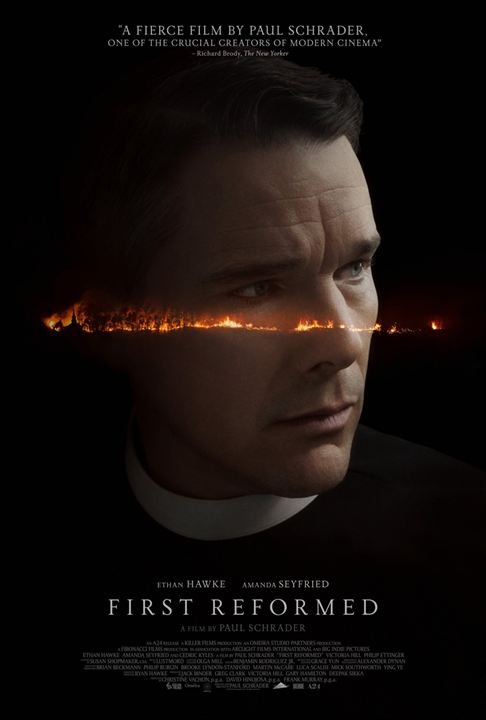El reverendo : Cartel