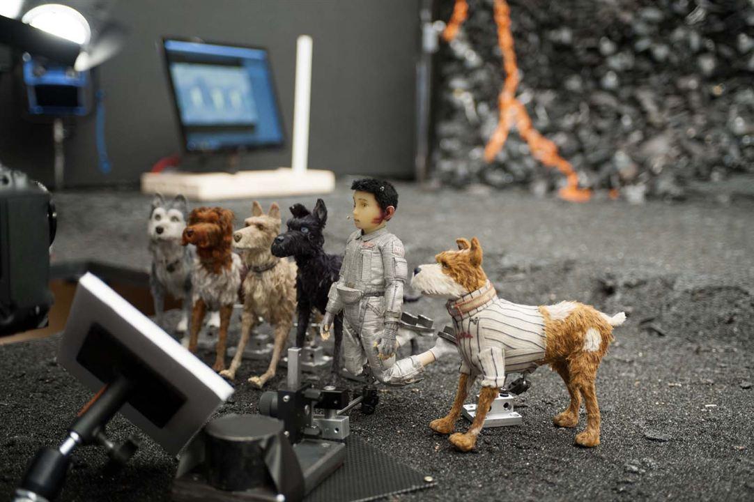 Isla de perros : Foto