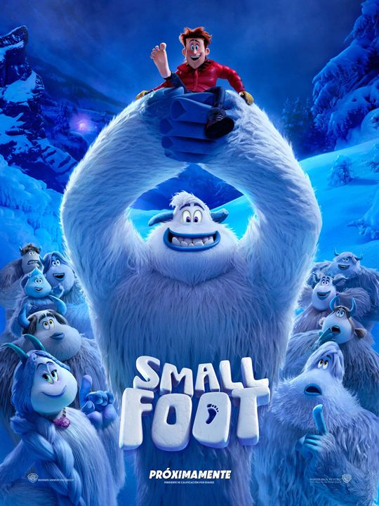 Smallfoot : Cartel