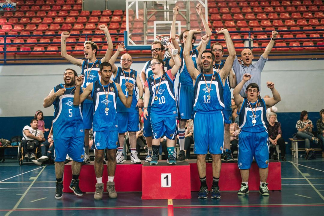Campeones : Foto Alberto Nieto Fernández, Fran Fuentes, Gloria Ramos, Javier Gutiérrez, Jesús Lago