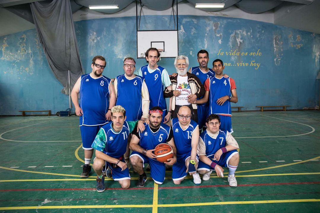 Campeones : Foto Alberto Nieto Fernández, Fran Fuentes, Jesús Lago, Jesús Vidal, José de Luna