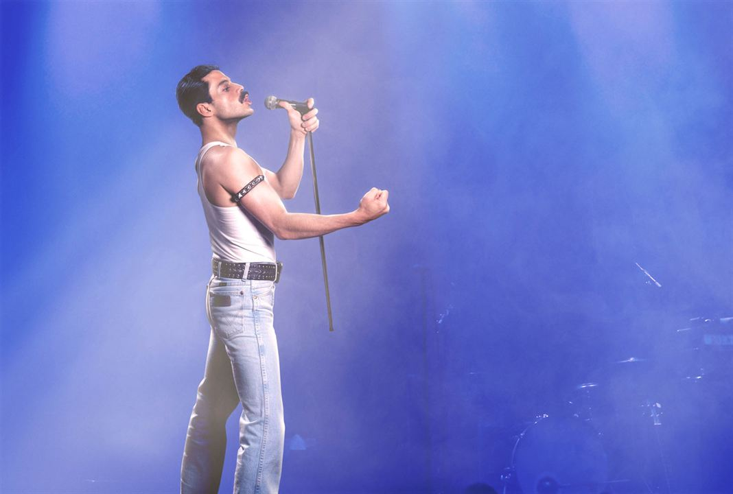 Bohemian Rhapsody : Foto Rami Malek