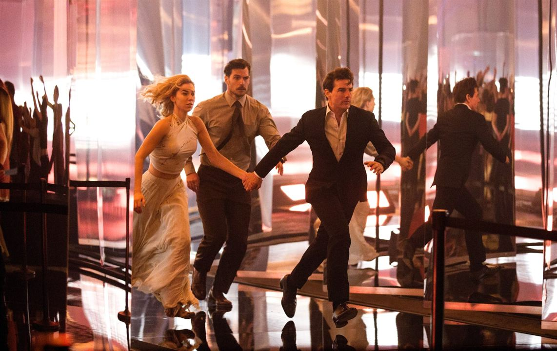 Misión: Imposible - Fallout : Foto Henry Cavill, Tom Cruise, Vanessa Kirby