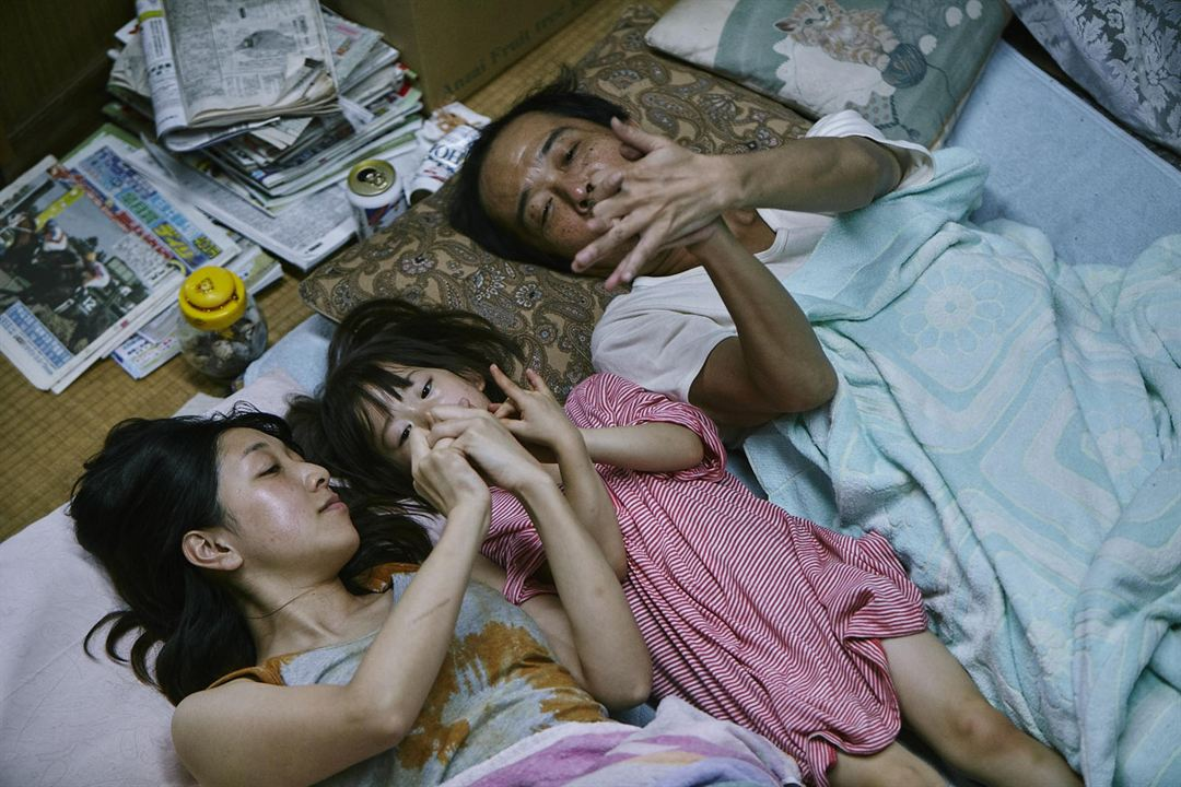 Un asunto de familia : Foto Lily Franky, Sakura Andô