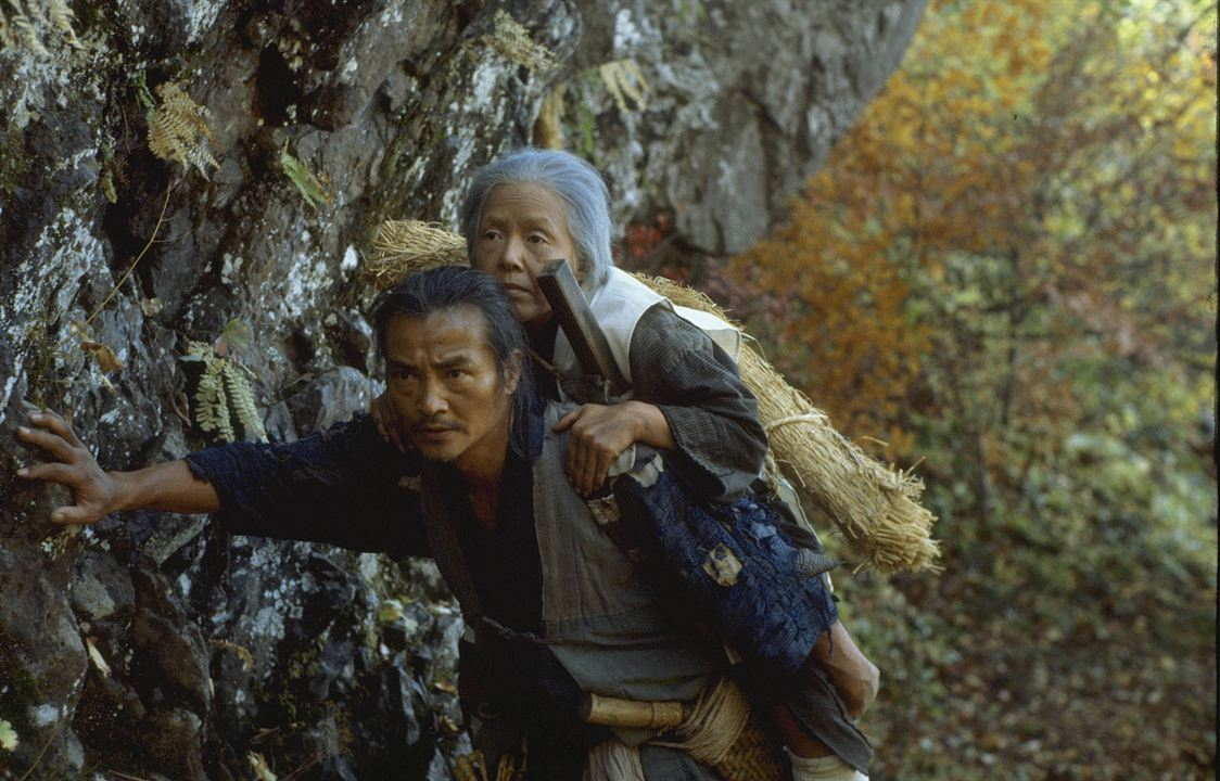 La balada de Narayama : Foto Ken Ogata, Sumiko Sakamoto