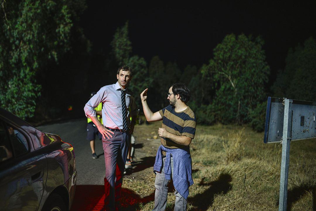 Cuando los Ángeles Duermen : Foto Julián Villagrán