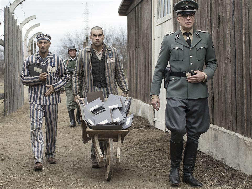 El fotógrafo de Mauthausen : Foto Alain Hernández, Mario Casas
