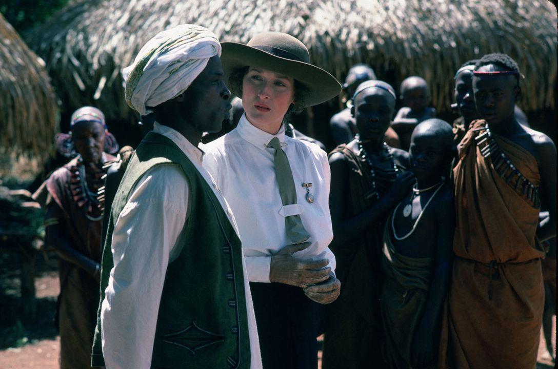 Memorias de África : Foto Meryl Streep