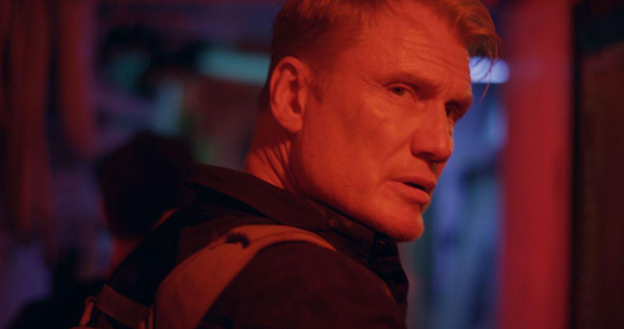 Operación rescate: Dolph Lundgren
