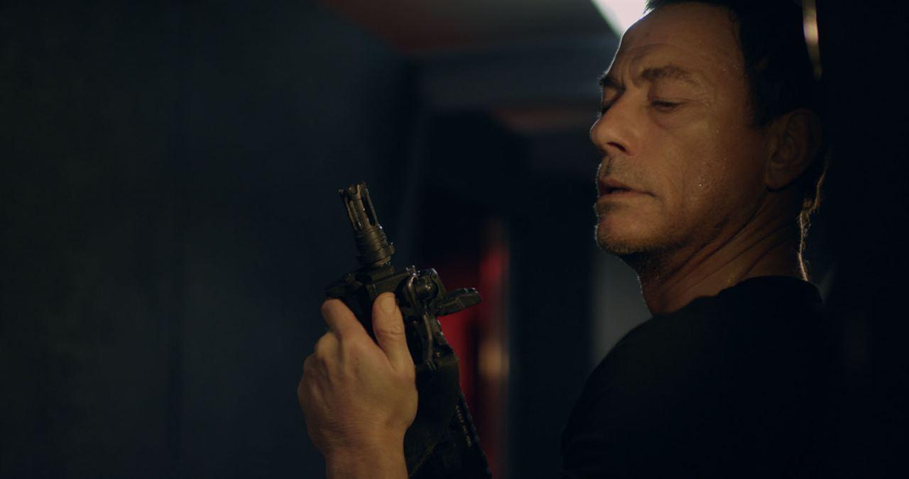 Operación rescate: Jean-Claude Van Damme