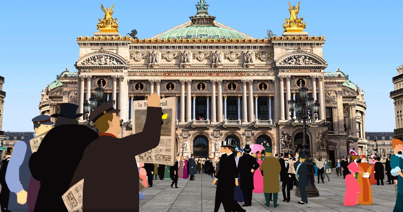 Dilili en Paris : Foto