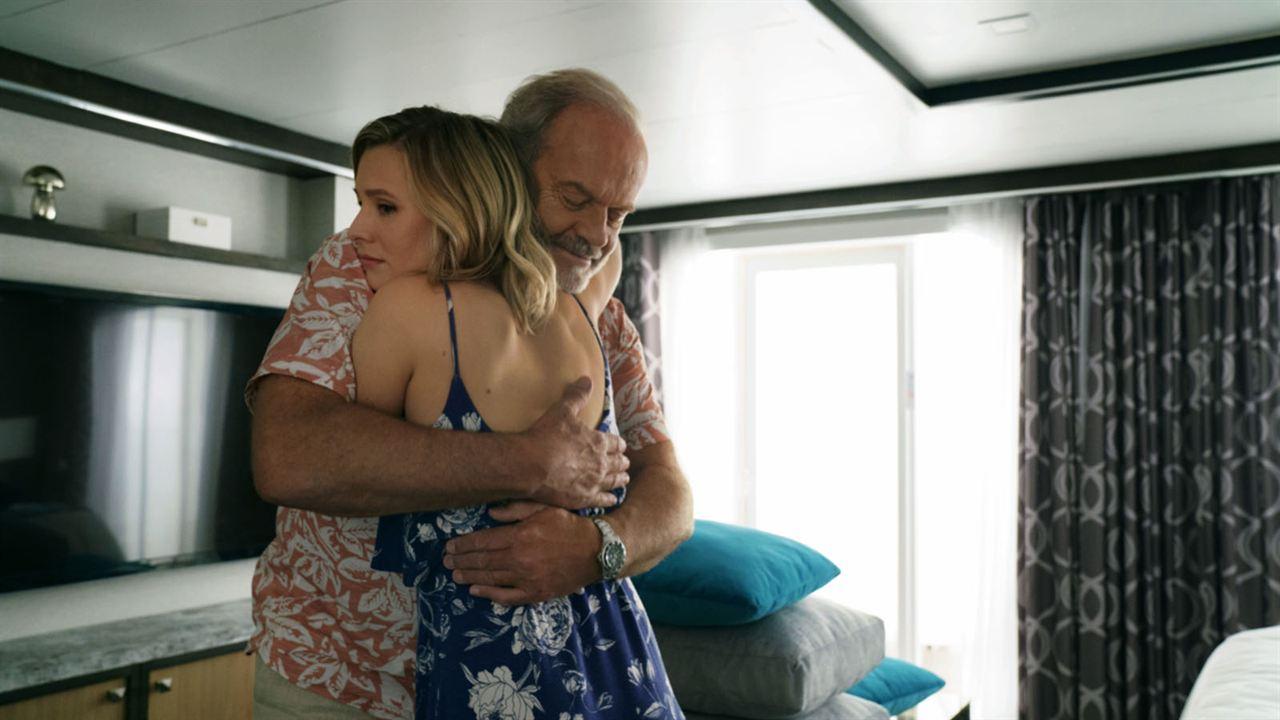 Hija de su padre? : Foto Kelsey Grammer, Kristen Bell
