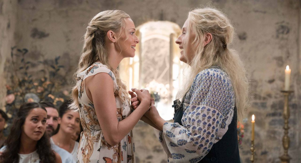 Mamma Mia! Una y otra vez : Foto Amanda Seyfried, Meryl Streep