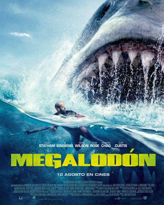 Megalodón : Cartel