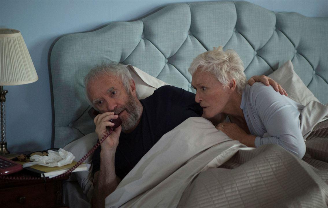 La buena esposa : Foto Glenn Close, Jonathan Pryce