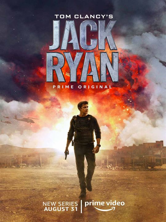 Jack Ryan : Cartel