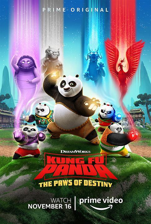 Kung Fu Panda: The Paws of Destiny : Cartel