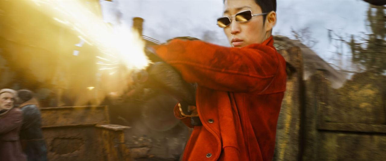 Mortal Engines : Foto Jihae