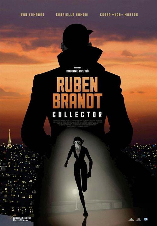 Ruben Brandt, coleccionista : Cartel