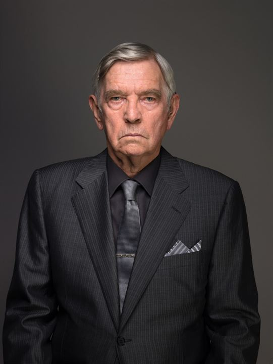 Rey de ladrones : Couverture magazine Tom Courtenay