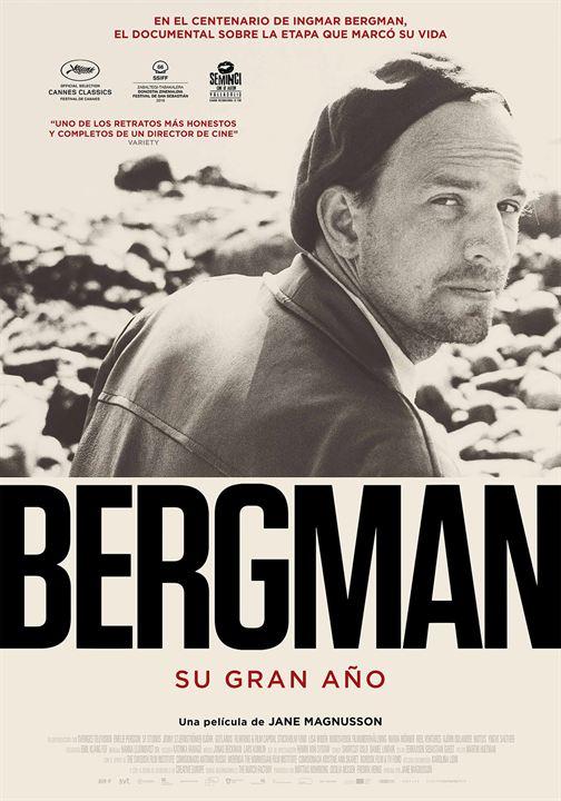 Bergman, su gran año : Cartel
