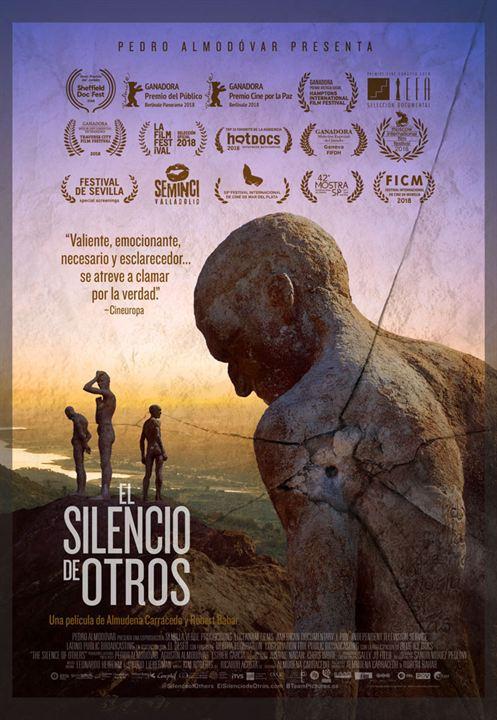 El silencio de otros : Cartel