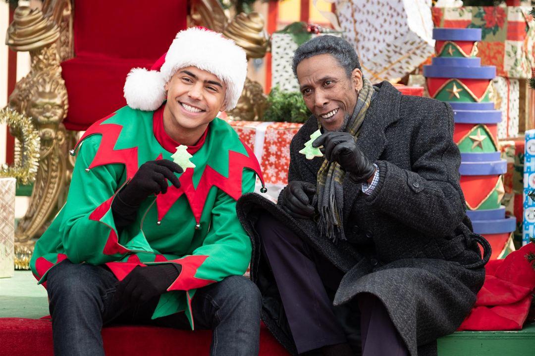 El calendario de Navidad : Foto Quincy Brown, Ron Cephas Jones