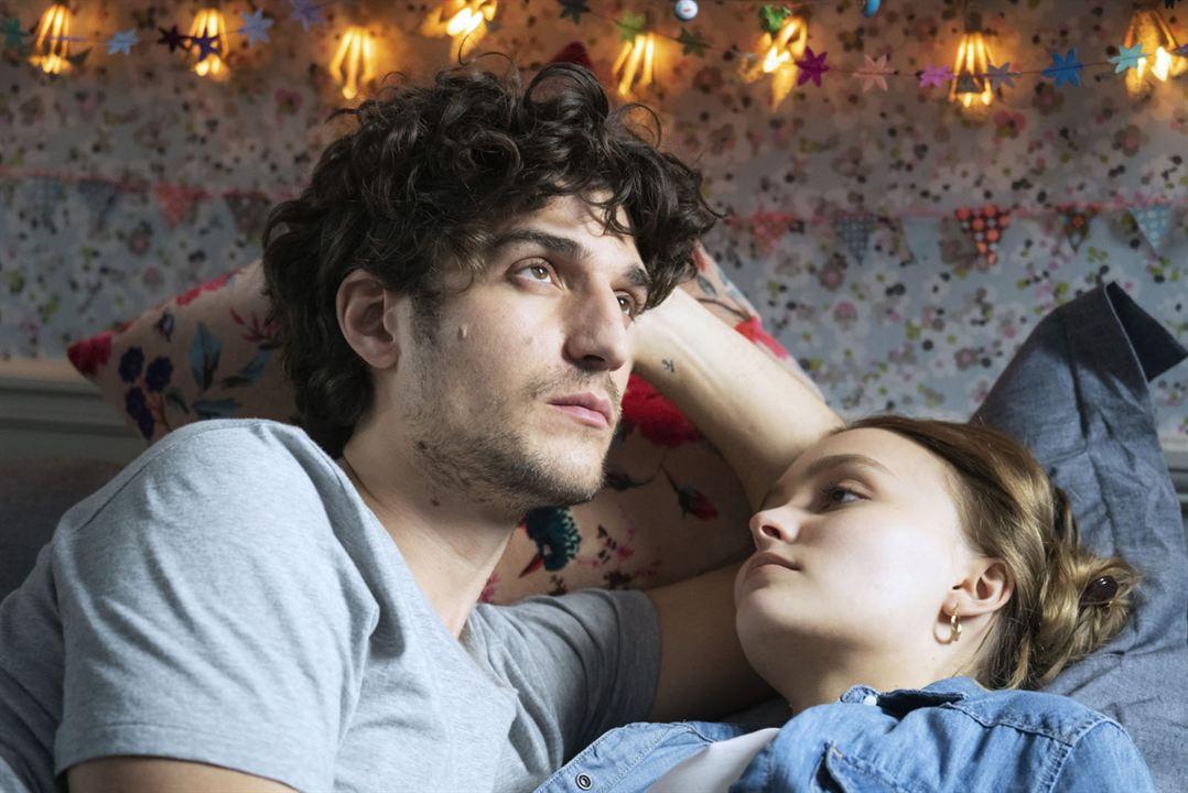 Un hombre fiel : Foto Lily-Rose Depp, Louis Garrel