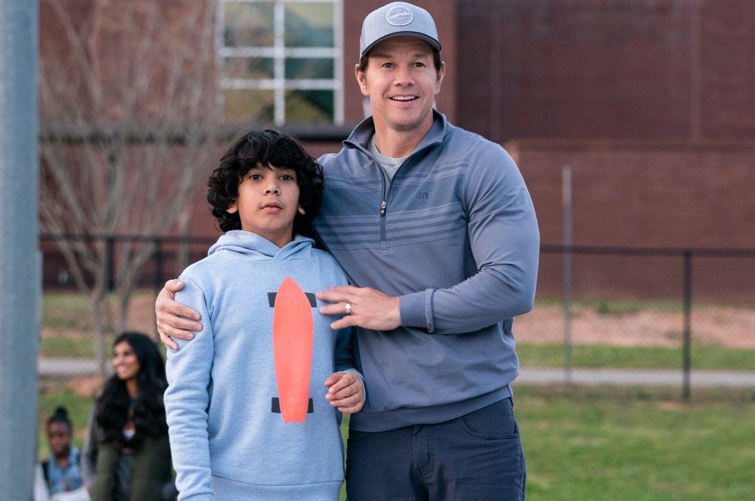 Familia al instante : Foto Mark Wahlberg