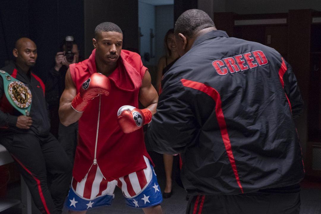 Creed II: La leyenda de Rocky : Foto Michael B. Jordan