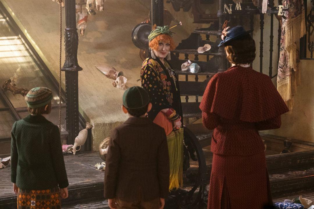 El regreso de Mary Poppins : Foto Meryl Streep