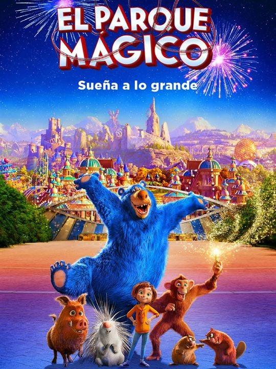 Imagen Parque mágico (2019)