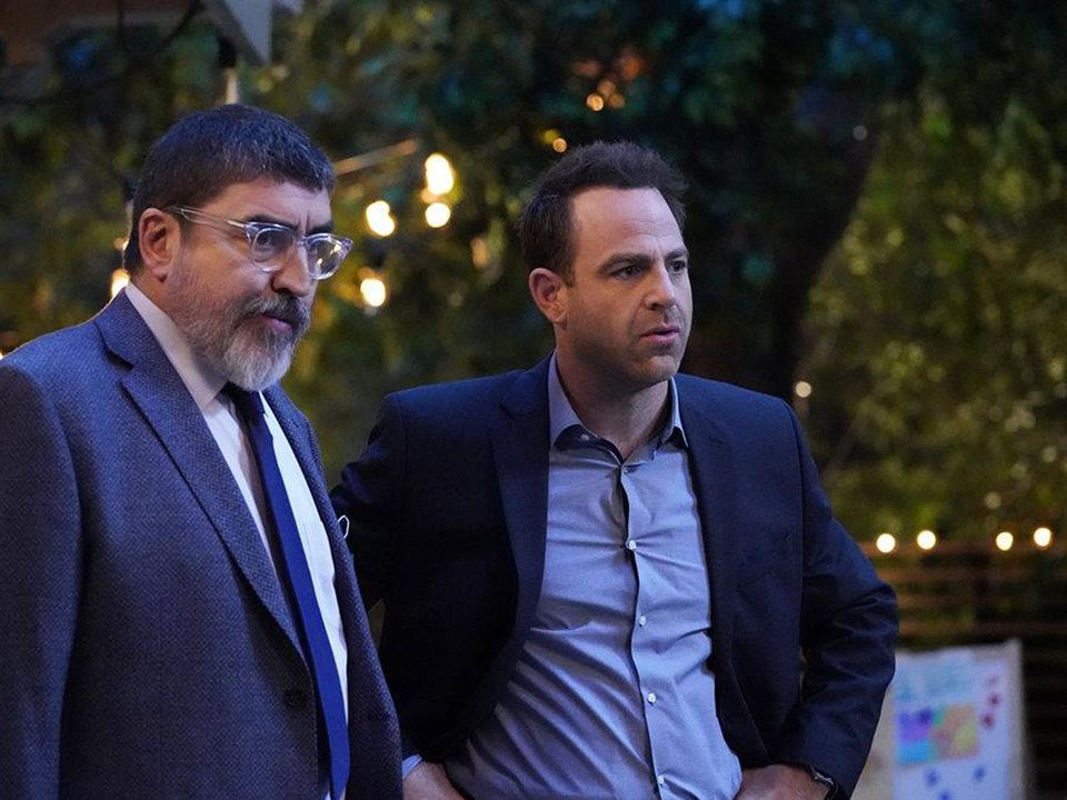 Foto Alfred Molina, Paul Adelstein