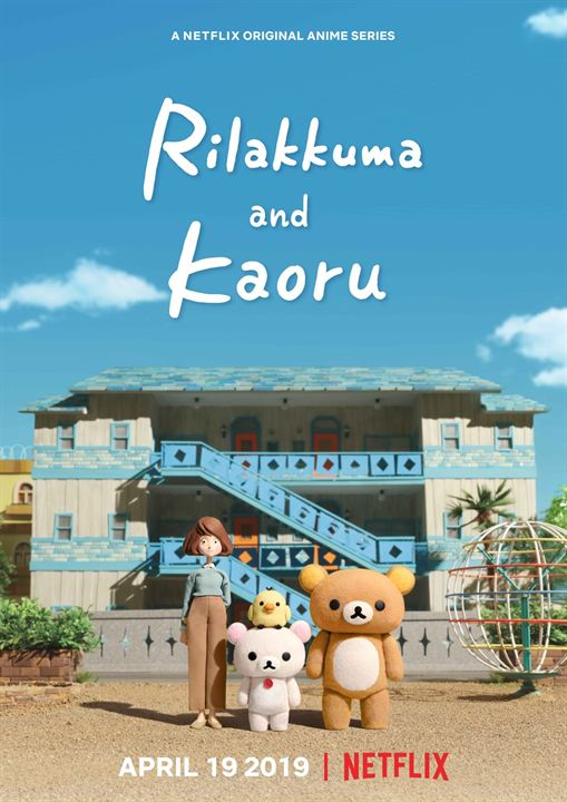 Rilakkuma y Kaoru : Cartel