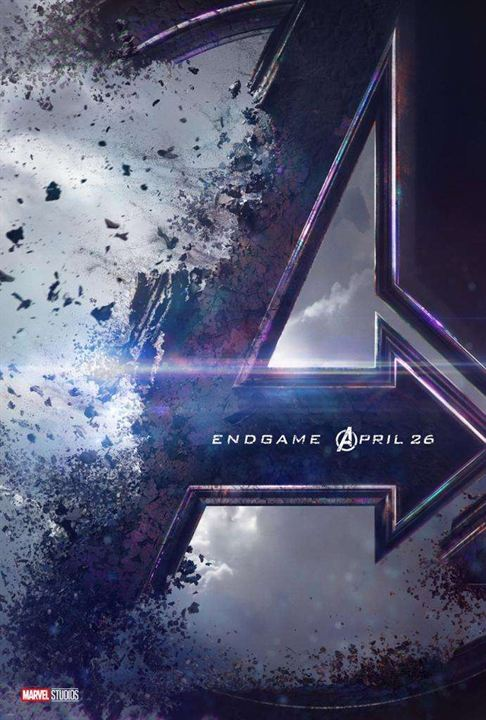 Vengadores: Endgame : Cartel