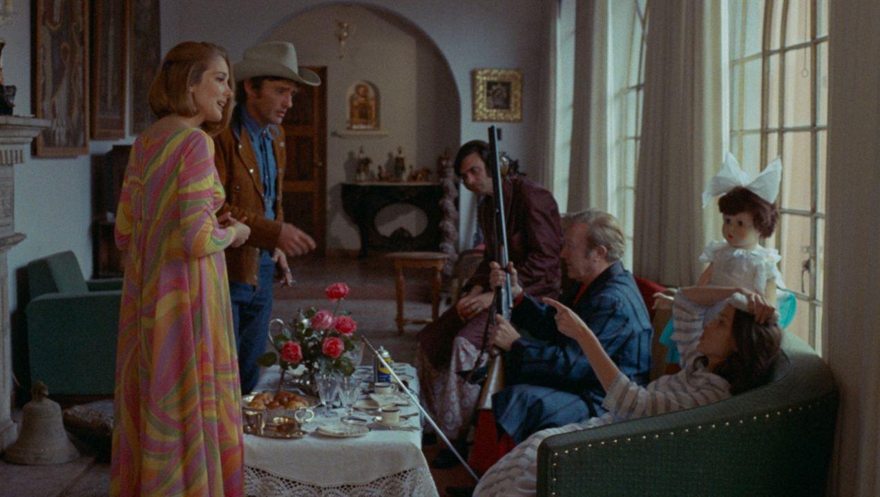 The Last Movie : Foto Dennis Hopper, Julie Adams