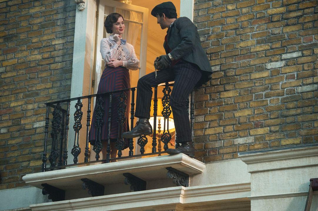 El regreso de Mary Poppins : Foto Emily Blunt