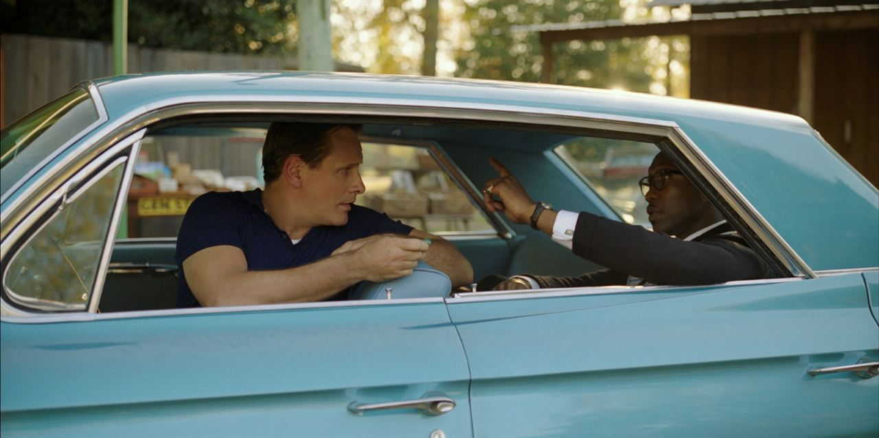 Green Book : Foto Mahershala Ali, Viggo Mortensen