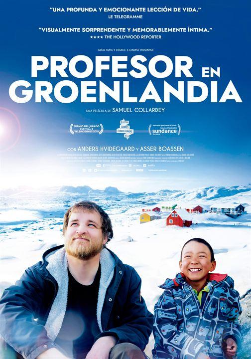 Profesor en Groenlandia : Cartel